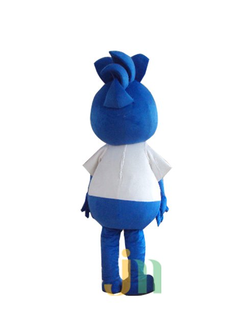 Cartoon Doll Clothing Walking Hedging Mascot Costume Decorative Gas Boy Even Animation Activities