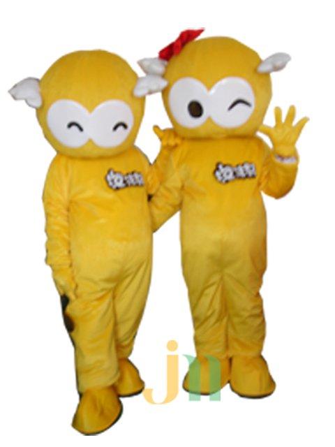 Cartoon Mascot Costume Dolls Walking Hedging Activities Foam Cartoon Doll Clothing Decoration