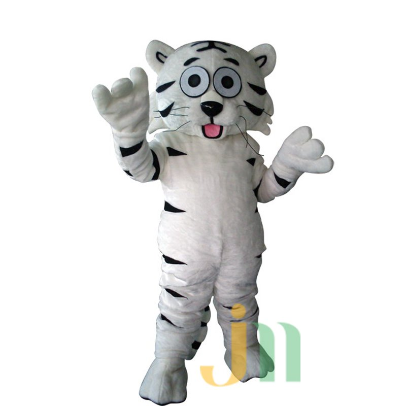 Cute Cartoon Tiger Spent Walking Doll Cartoon Clothing Doll Hedging Stay Cute Tiger Mascot Costume