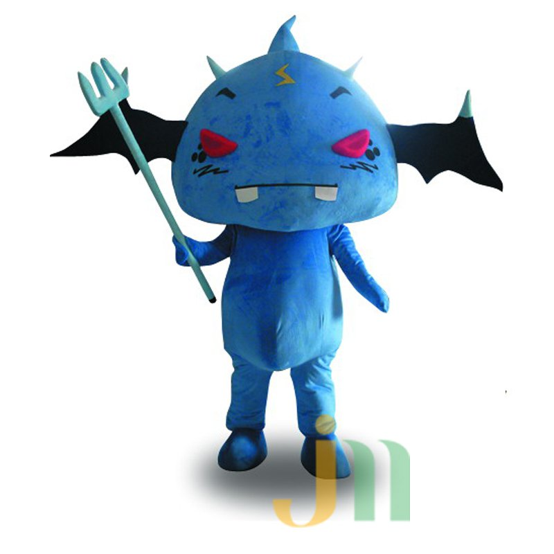 Devil Doll Cartoon Clothing Cartoon Dragon Walking Doll Hedging Demon Dragon Mascot Costume