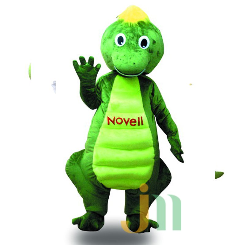 Great Dragon Cartoon Doll Cartoon Walking Doll Clothing Hedging Great Dragon Mascot Costume