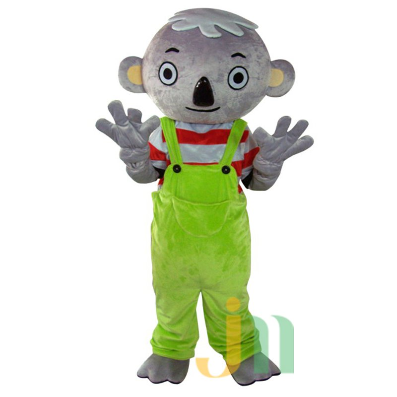 Koala Boy Doll Cartoon Clothing Cartoon Walking Doll Hedging Koala Boy Mascot Costume