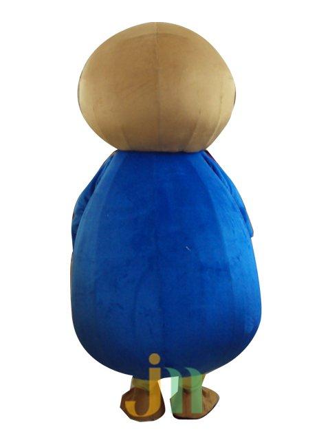 Green Yaya Doll Cartoon Clothing Cartoon Walking Doll Hedging Green Yaya Mascot Costume
