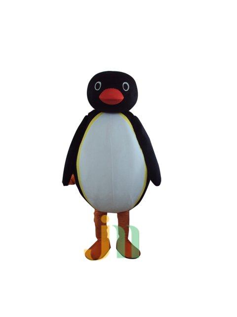 Lovely Cartoon Penguin Billed Walking Doll Clothing Doll Cartoon Penguin Hedging Billed Mascot Costume