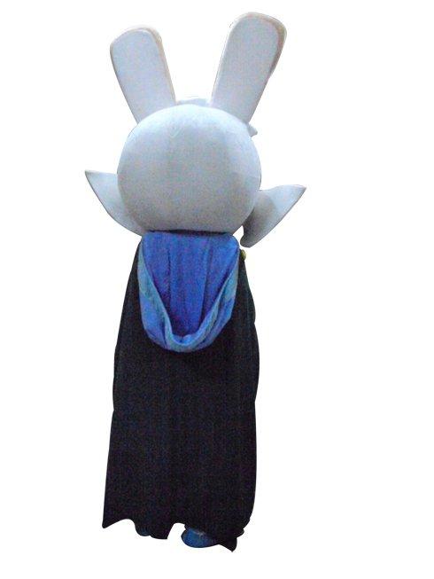 Magic Rabbit Cartoon Doll Cartoon Walking Doll Clothing Hedging Magic Rabbit Mascot Costume