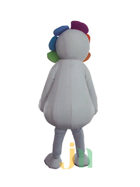 Cartoon Doll Clothing Walking Hedging Mascot Costume Decorative Flower Princess Even Animation Activities