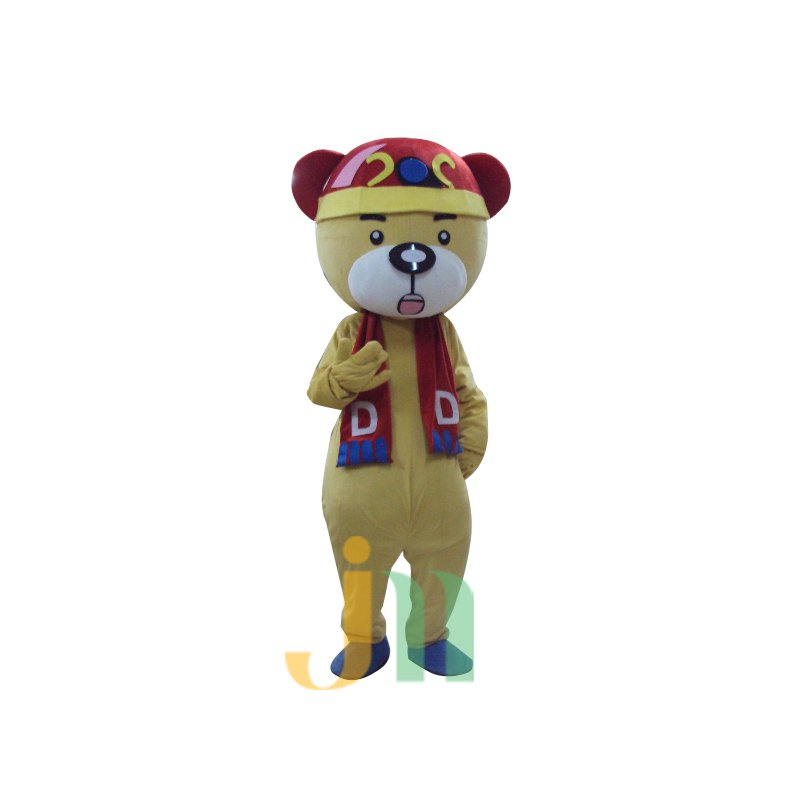 Doll Cartoon Clothing Cartoon Bear Trail Walking Doll Hedging Trail Bears Mascot Costume