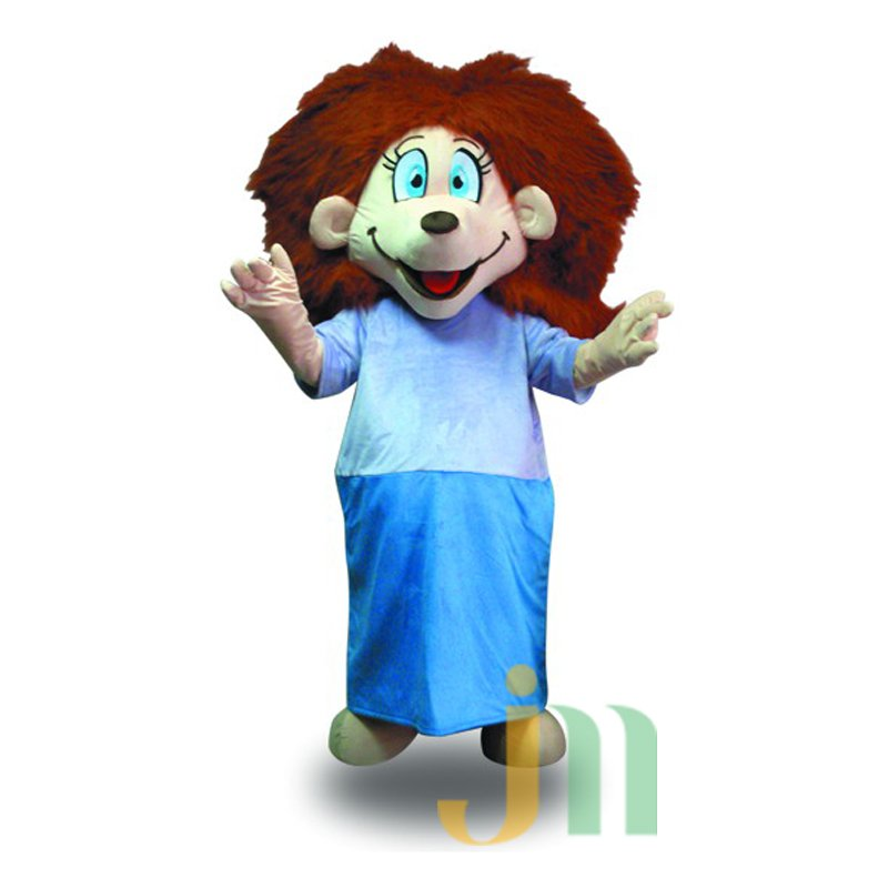 Doll Cartoon Clothing Cartoon Lion Mother Lion Mother Walking Doll Sets Mascot Costume