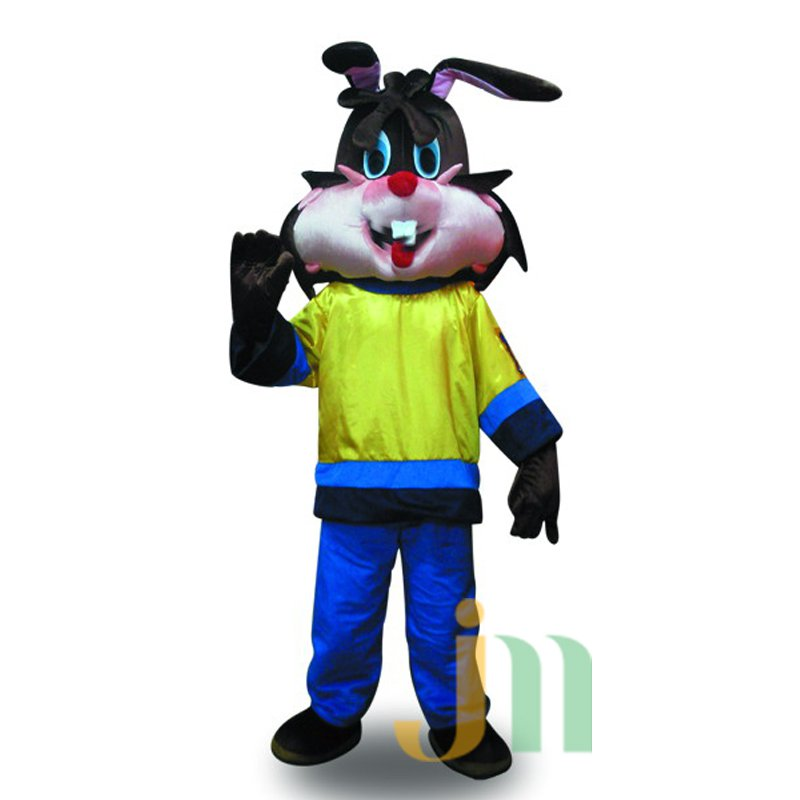 Doll Cartoon Kid Cartoon Rabbit Costume Walking Doll Hedging Rabbit Boy Mascot Costume