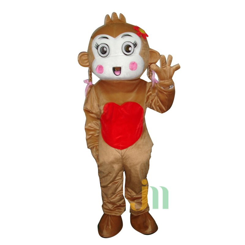 Old Version Youxihou Woman Even Walking Doll Cartoon Clothing Sets Head Old Version Youxihou Female Mascot Costume