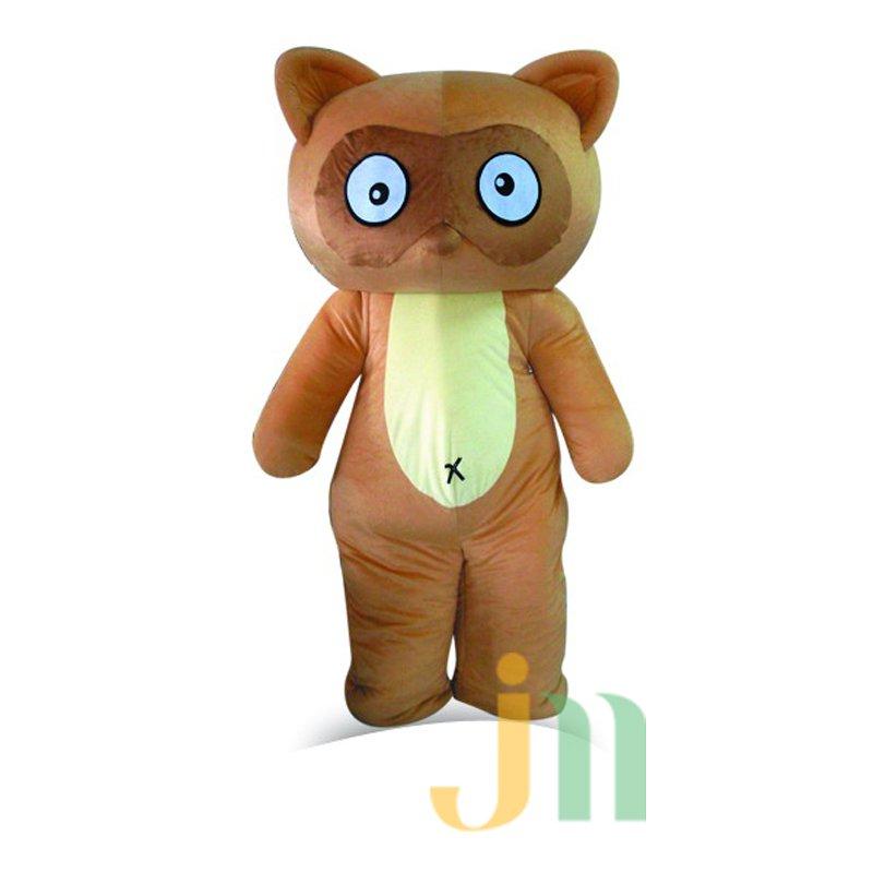 Big Head Doll Cartoon Clothing Cartoon Bear Bear Walking Doll Sets Mascot Costume