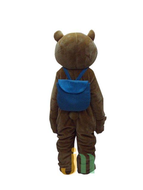 Cartoon Doll Clothing Walking Hedging Mascot Costume Cartoon Bear Backpack Events