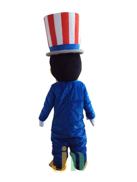 Cartoon Duck Hat Walking Doll Clothing Doll Cartoon Duck Hat Hedging Mascot Costume