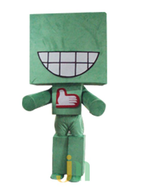 Cartoon Mascot Costume Dolls Walking Hedging Activities Smiled Baby Clothing Decorative Cartoon
