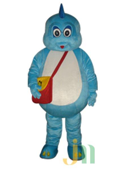 Dragon Cartoon Doll Cartoon Walking Doll Clothing Doll Long Sleeve Mascot Costume