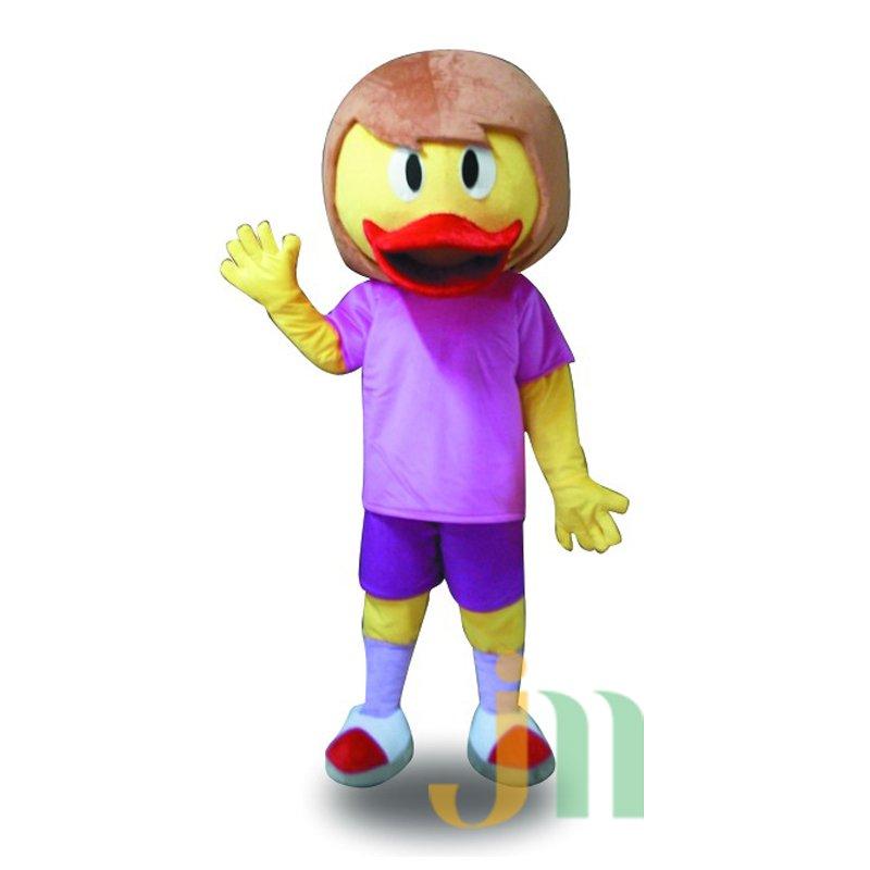 Duck Cartoon Walking Doll Clothing Doll Cartoon Teacher Hedging Duck Teacher Mascot Costume