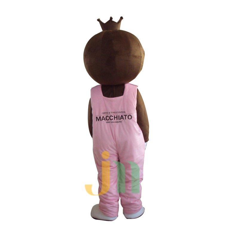 Kiki Girl Doll Cartoon Clothing Cartoon Walking Doll Hedging Kiki Girl Mascot Costume