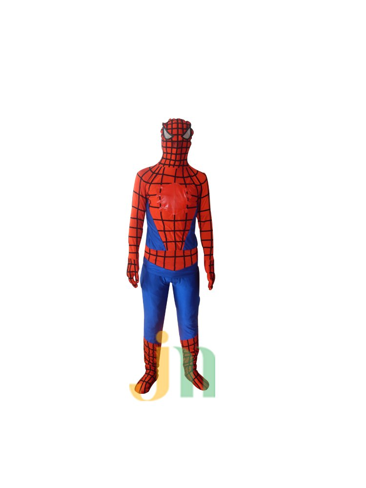 Lovely Cartoon Spider-man Cartoon Doll Doll Clothing Walking Hedging Spiderman Dolls Mascot Costume