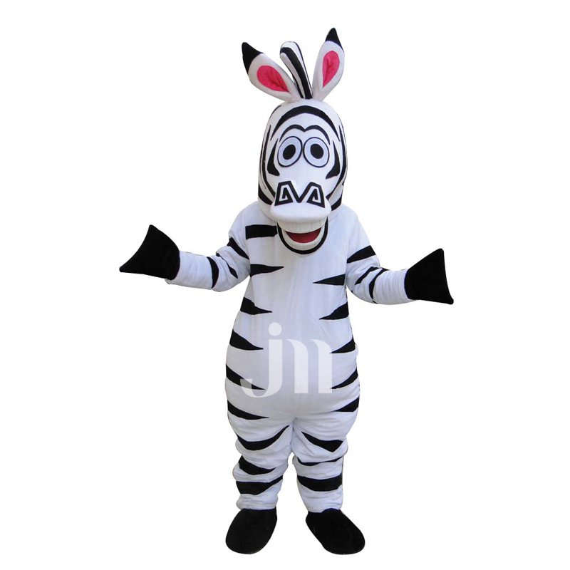 Madagascar Marty Clothing Walking Cartoon Spot Mama Ti Hedging Doll Mascot Costume