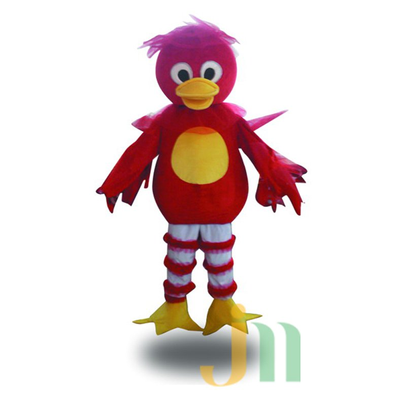 Ugly Duckling Cartoon Doll Cartoon Walking Doll Clothing Hedging Ugly Duckling Mascot Costume