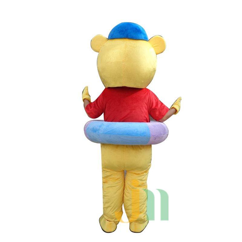 Cami Bear Cartoon Doll Cartoon Walking Doll Clothing Hedging Cami Bear Mascot Costume