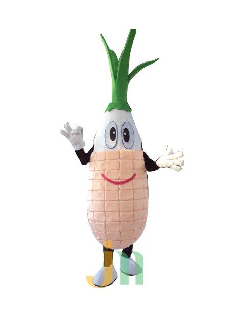 Even The New Corn Cartoon Walking Doll Cartoon Clothing Sets Head The New Corn Dolls Mascot Costume
