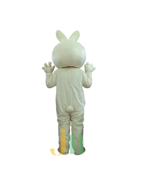 Lovely Rabbit Cute Cartoon Walking Doll Doll Cartoon Clothing Sets Head Cute Rabbit Doll Mascot Costume