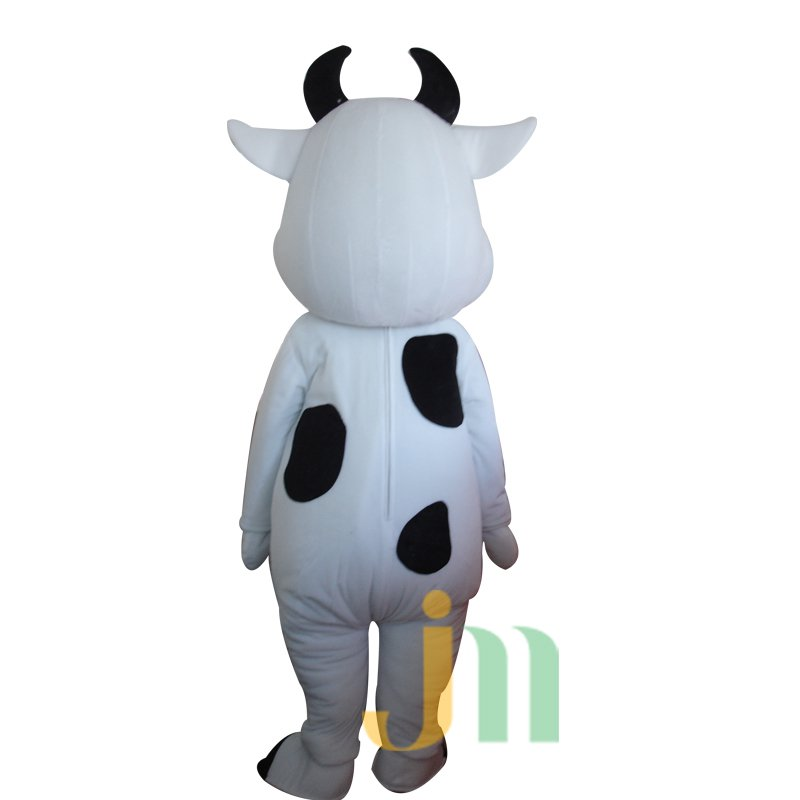 Mongolia Jinghua Cow Cartoon Walking Doll Doll Cartoon Clothing Doll Kit Cow Mascot Costume
