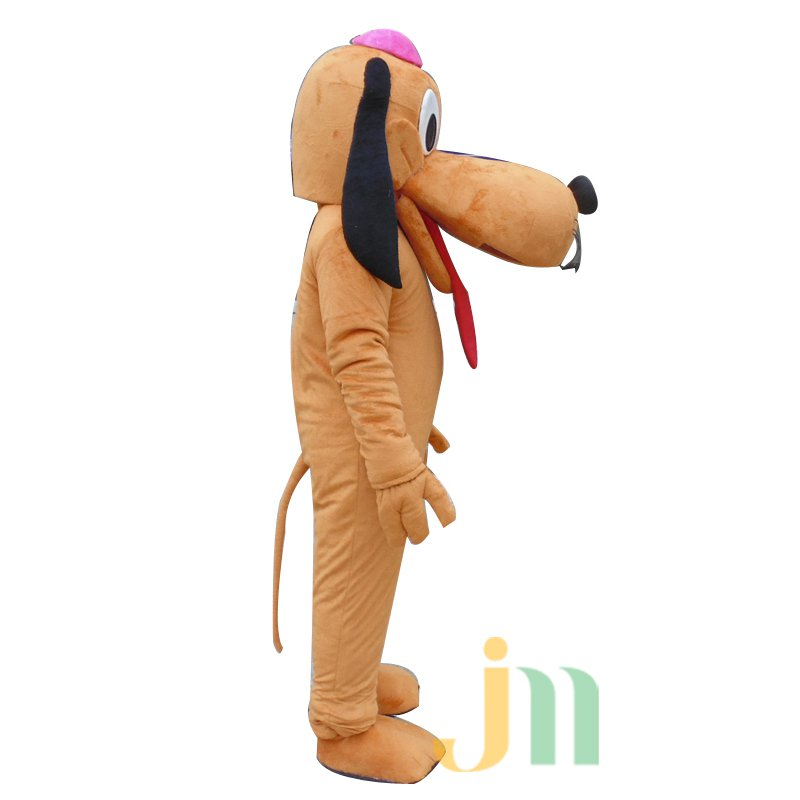 Pluto Cartoon Doll Cartoon Walking Doll Clothing Hedging Pluto Mascot Costume