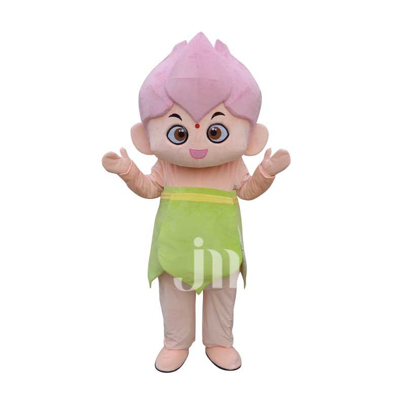 Sweetheart Plum Doll Cartoon Clothing Cartoon Walking Doll Hedging Sweetheart Plum Mascot Costume