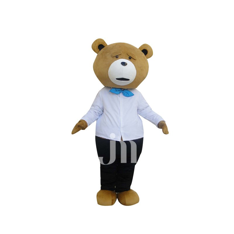 American Comedy Ted Bear Cartoon Doll Clothing Walking Hedging New Factory Mascot Costume