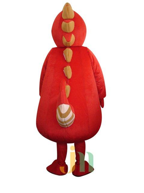 Cartoon Chinese Dragon Doll Cartoon Walking Doll Clothing Doll Sets of Chinese Dragon Mascot Costume
