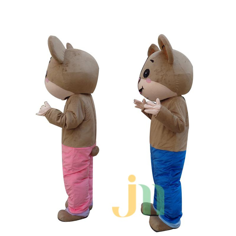 Cartoon Cute Mouse Cartoon Doll Clothing Walking Doll Hedging Cute Mouse Mascot Costume