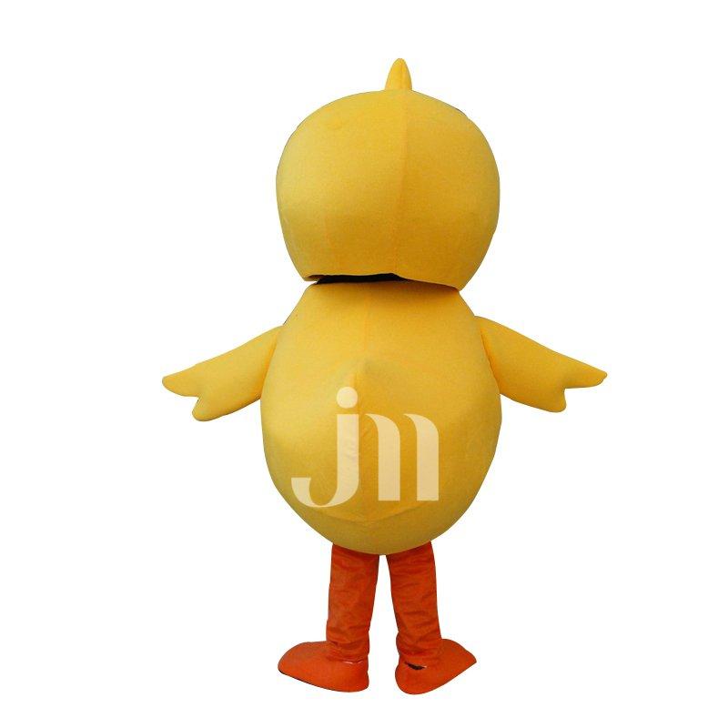 Dutch Cartoon Big Yellow Duck Rubber Duck Cartoon Dolls Clothing Walking Hedging Pin Mascot Costume