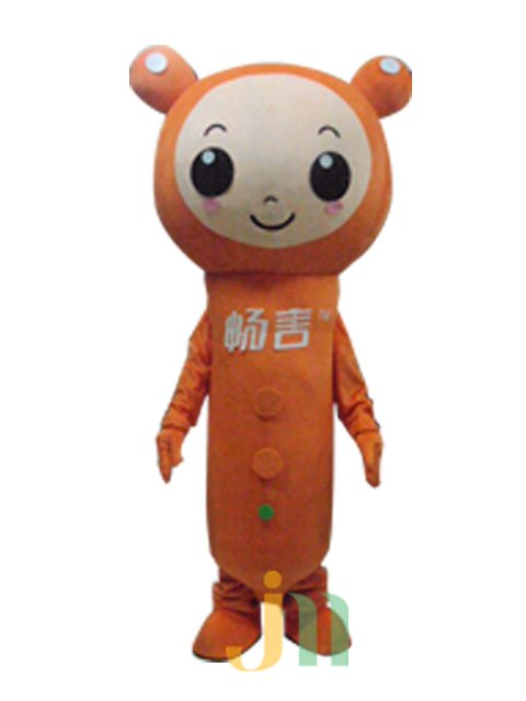 Cartoon Doll Clothing Walking Hedging Decorative Cartoon Mascot Costume Suit Written Activities