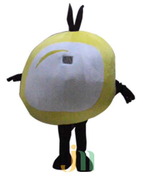 Cartoon Doll Clothing Walking Hedging Mascot Costume Suit of Yellow Stone Decorative Animation Activities