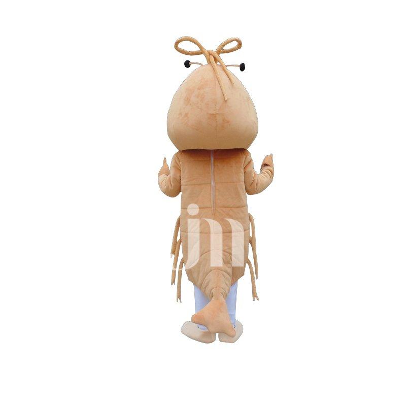 Crayfish Cartoon Doll Cartoon Walking Doll Clothing Doll Sets Crayfish Mascot Costume
