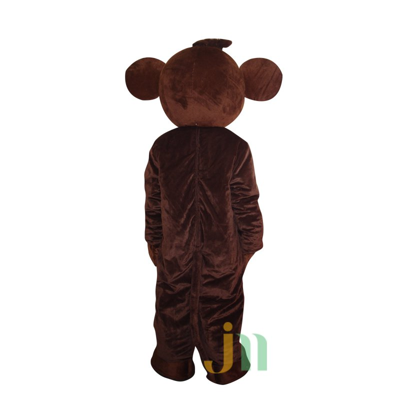 Doll Cartoon Clothing Cartoon Monkey Walk Round Hedging Round Monkey Dolls Mascot Costume
