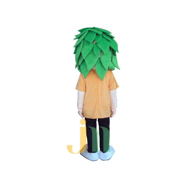 Doll Cartoon Clothing Cartoon Tree People Walking Doll Hedging Trees People Mascot Costume