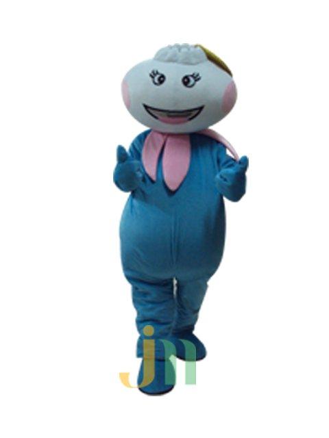 Dumplings Cartoon Doll Cartoon Walking Doll Clothing Hedging Dumplings Mascot Costume