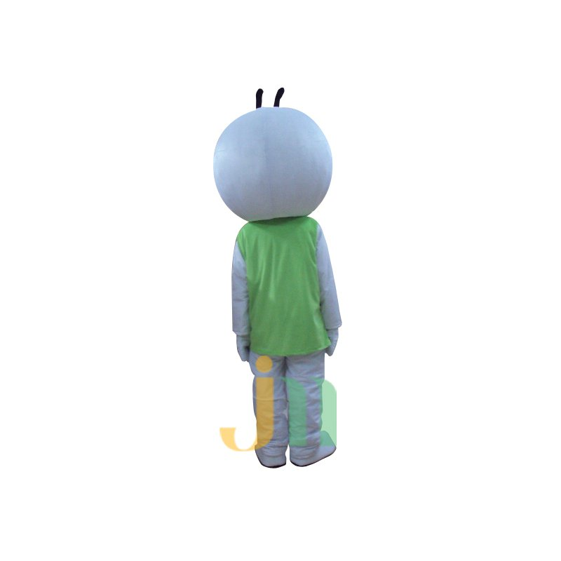 Ermao Cartoon Doll Cartoon Walking Doll Clothing Hedging Wool Mascot Costume