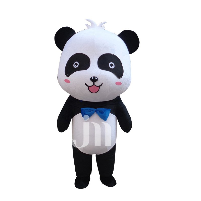 United States Together The Bulk of Cartoon Cute Panda Doll Cartoon Walking Doll Clothing Hedging Honest Spent The Bulk of Panda Cute Mascot Costume