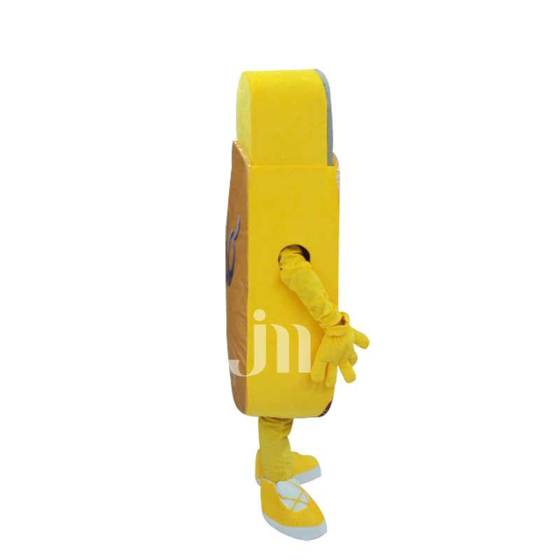 West Yo Doll Cartoon Clothing Cartoon Walking Doll Hedging West Yo Mascot Costume