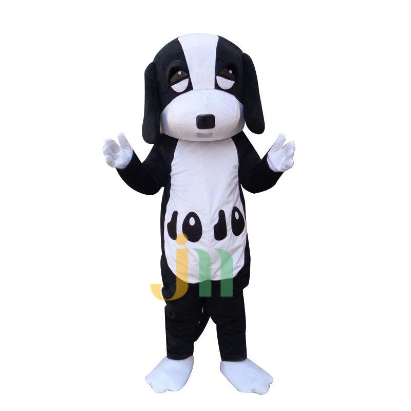 Cai Cartoon Dog Walking Doll Doll Cartoon Clothing Sets Cai Dog Dolls Mascot Costume