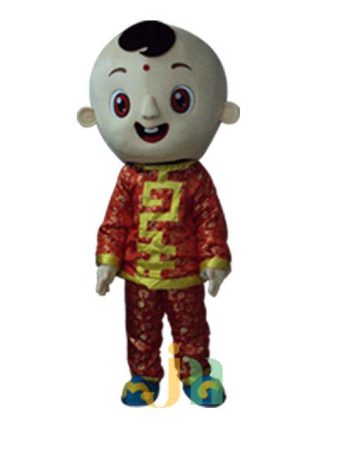 Cartoon Doll Clothing Walking Hedging Mascot Costume Decorative Doll Animation Activities Pfaff