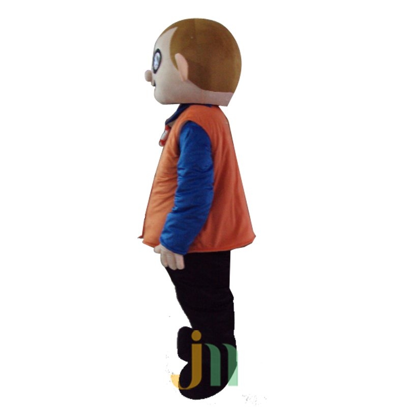 Cartoon Male Doctor Male Doctor Cartoon Doll Doll Clothing Walking Hedging Mascot Costume