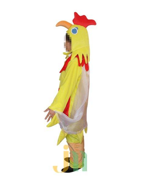 Chicken Faceless Dolls Cartoon Clothing Walking Doll Hedging Faceless Chicken Mascot Costume