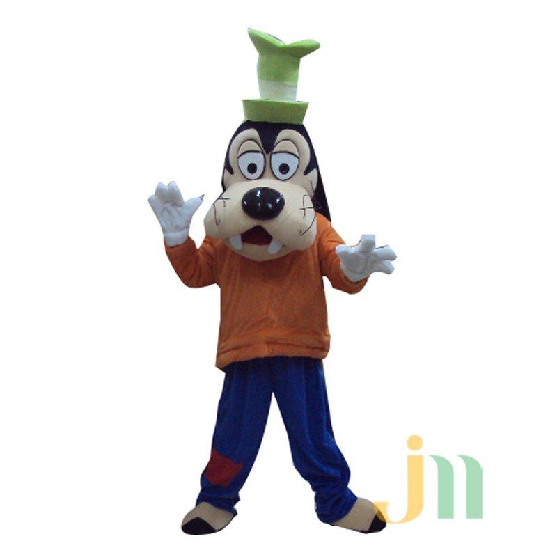 Goofy Cartoon Doll Cartoon Walking Doll Clothing Hedging Goofy Mascot Costume