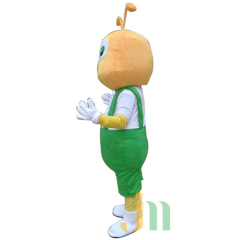 Wei Diao Dolls Cartoon Ant Walking Doll Cartoon Clothing Sets Head Diao Wei Ants Mascot Costume