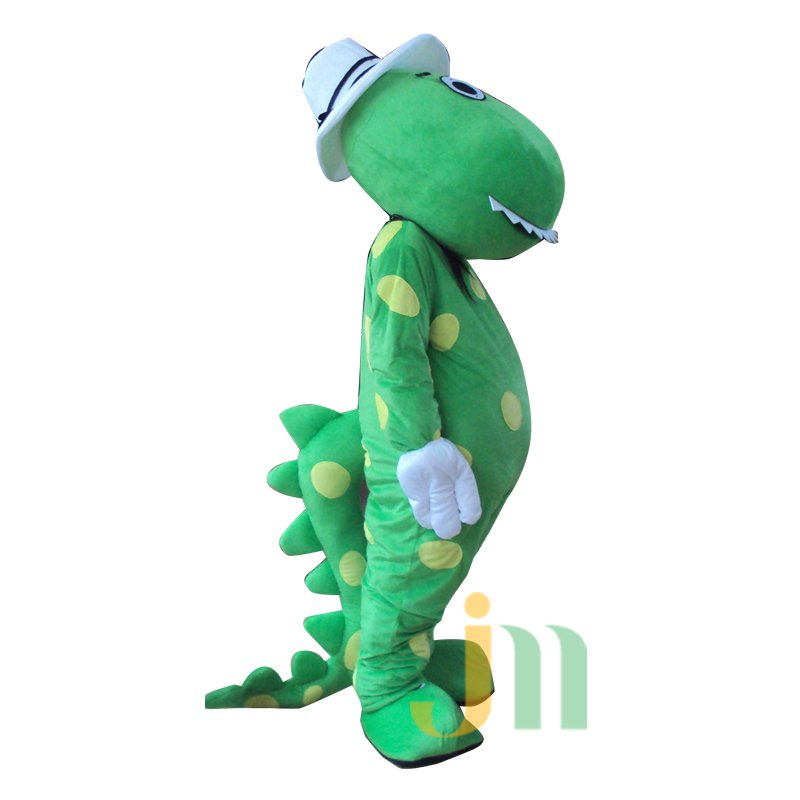 Cartoon Doll Cartoon Clothing Etiquette Dragon Walking Doll Hedging Ceremonial Dragon Mascot Costume